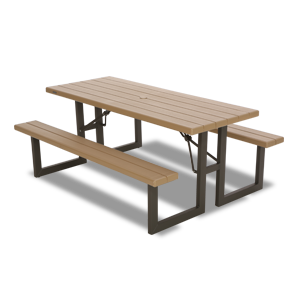 Picnic Tables, Folding Picnic Tables And Outdoor Picnic Tables | Lifetime