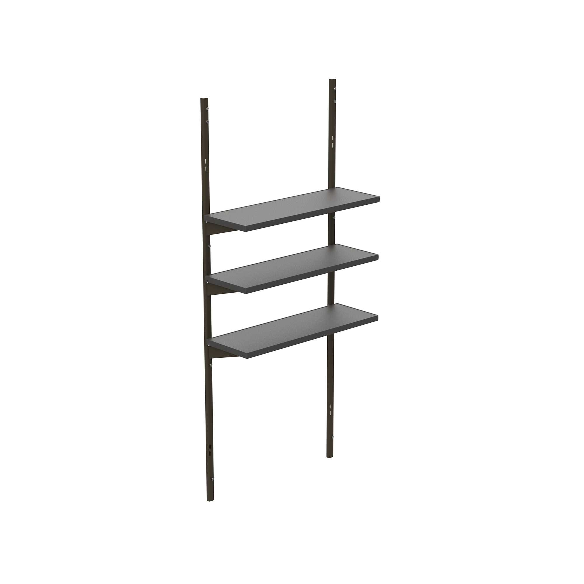 10 in. x 30 in. Shelf Kit (3 pc.)