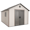 Lifetime 11 Ft. x 13.5 Ft. Outdoor Storage Shed
