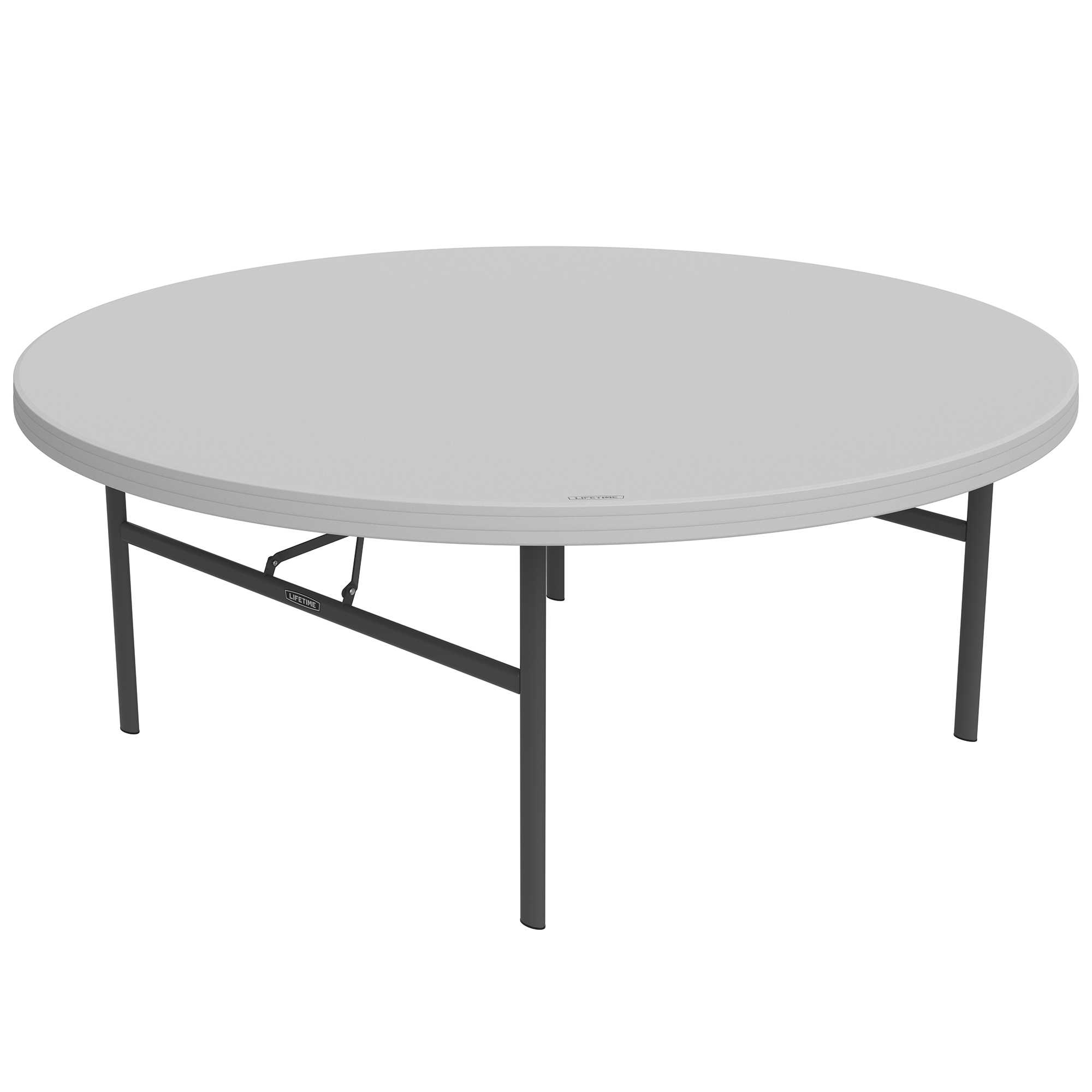 Lifetime 72-Inch Round Table (Commercial)