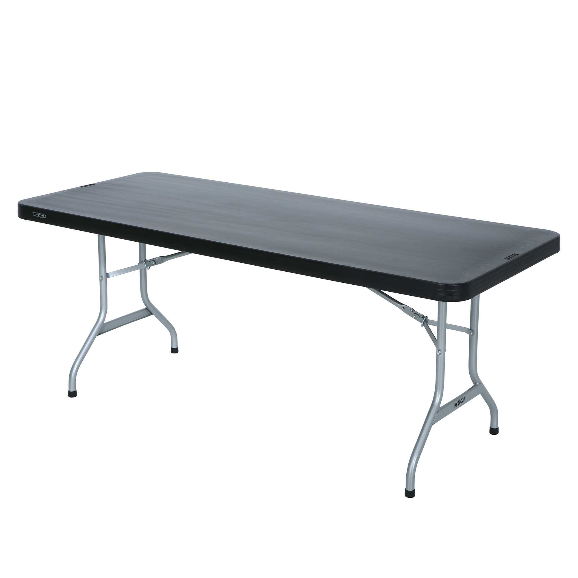 Lifetime 6-Foot Folding Table (Commercial)