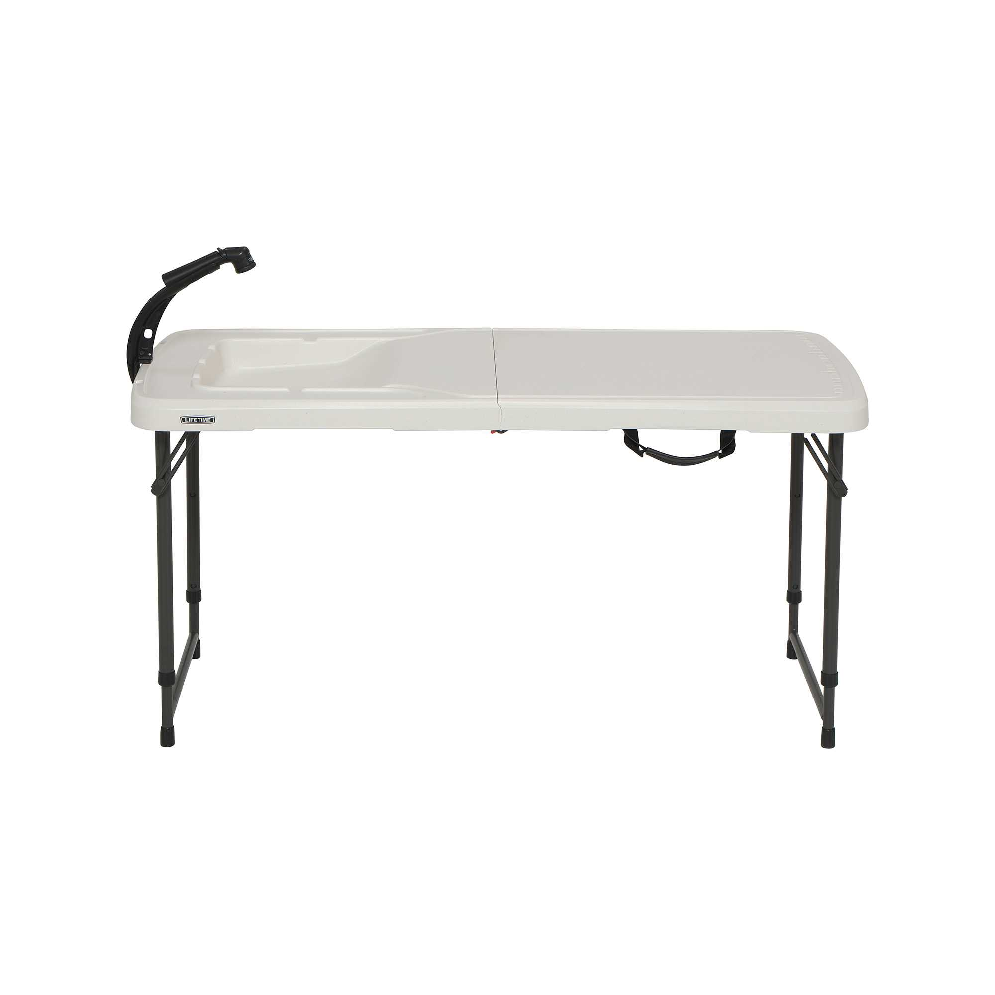 Lifetime 4-Foot Fish Cleaning Camping Table