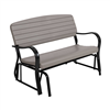 Lifetime Glider Bench