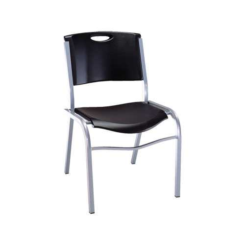Lifetime Stacking Chair - 4 Pk (Commercial)