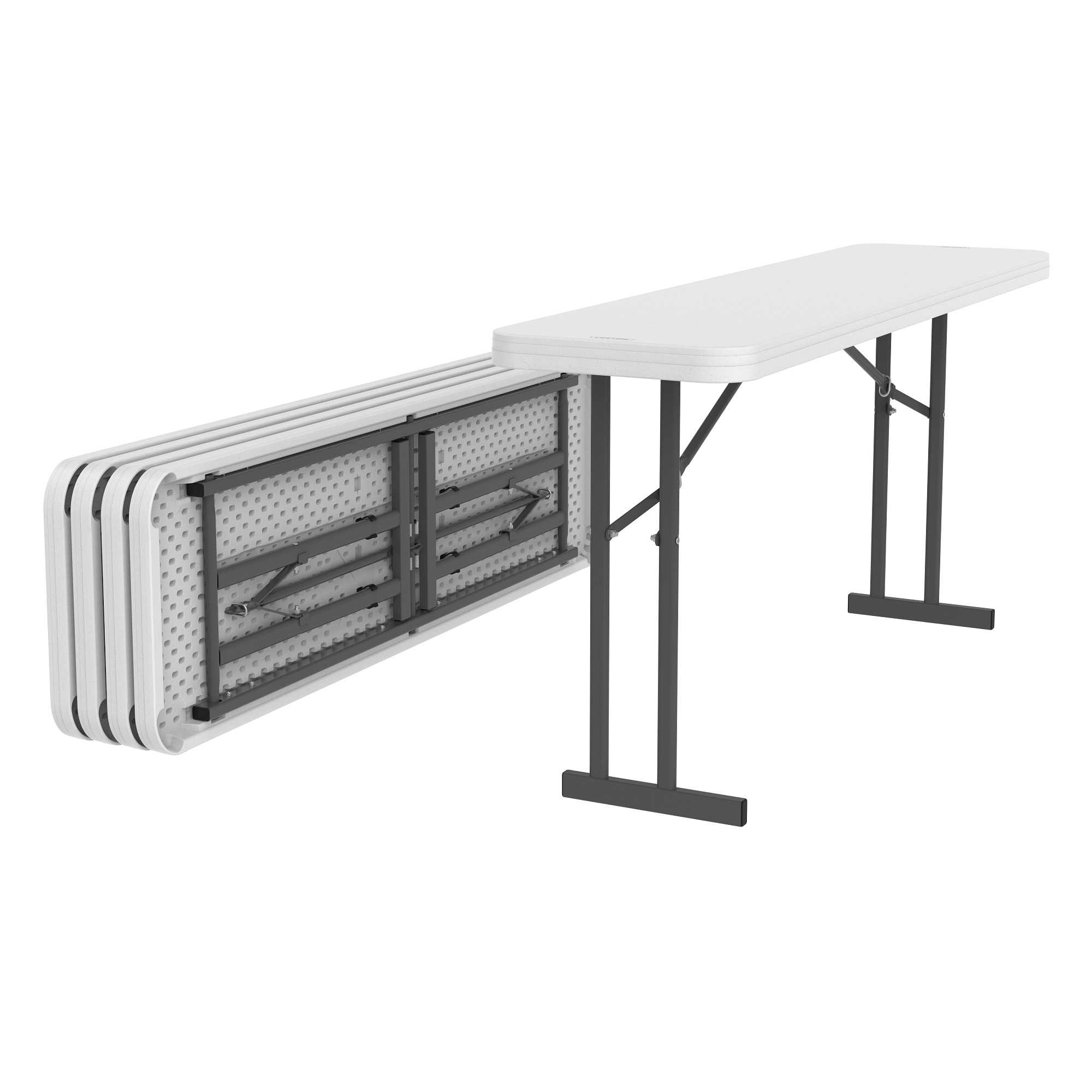 Lifetime 6-Foot Seminar Table - 5 Pk (Commercial)