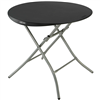 Lifetime 33-Inch Round Table (Light Commercial)