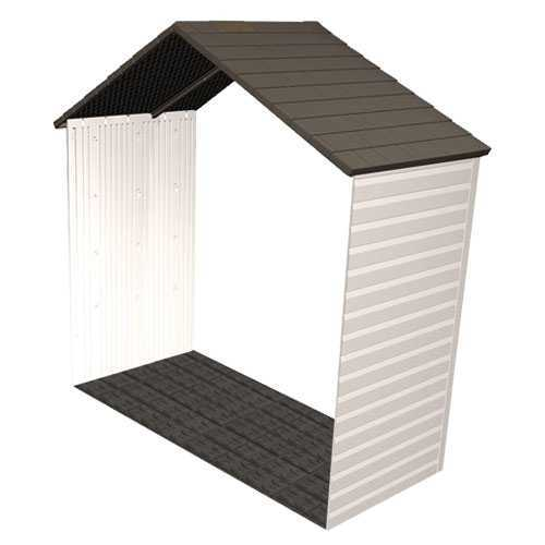 8 ft. Shed Extension Kit 30 in.