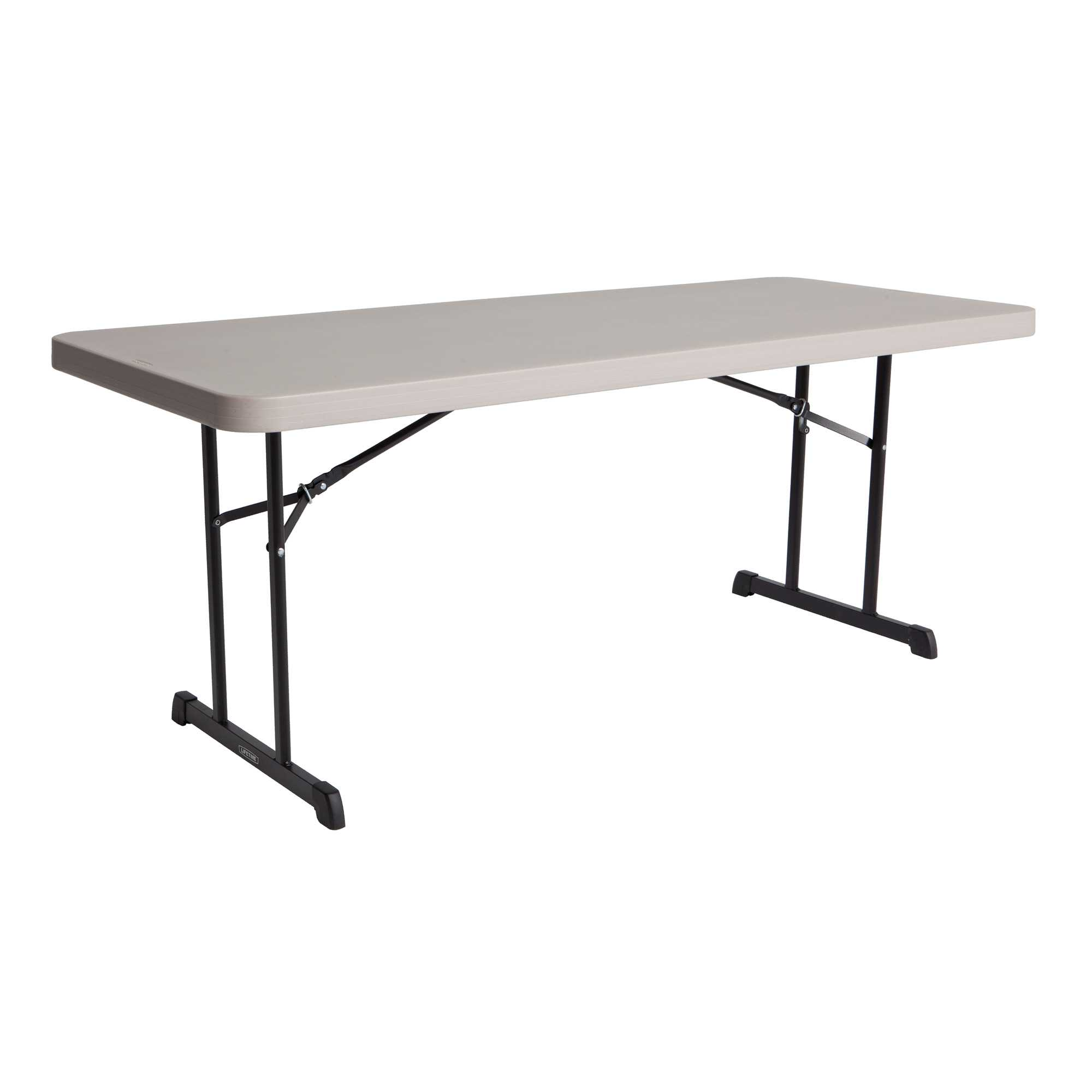 Lifetime 6-Foot Folding Table (Professional)