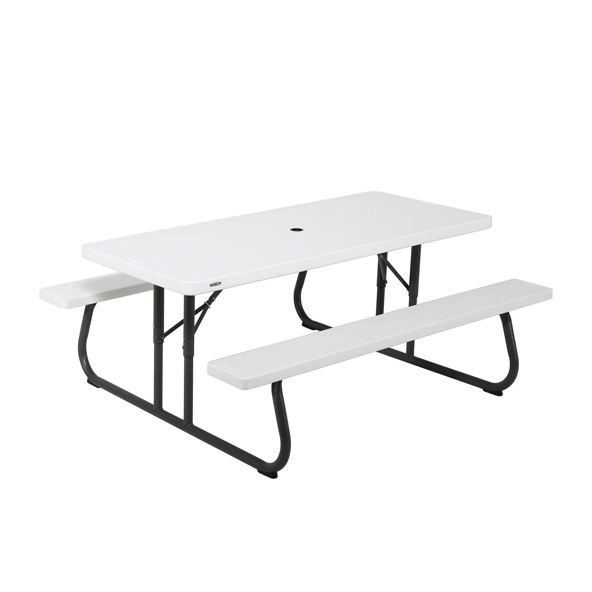 Lifetime 6-Foot Classic Folding Picnic Table