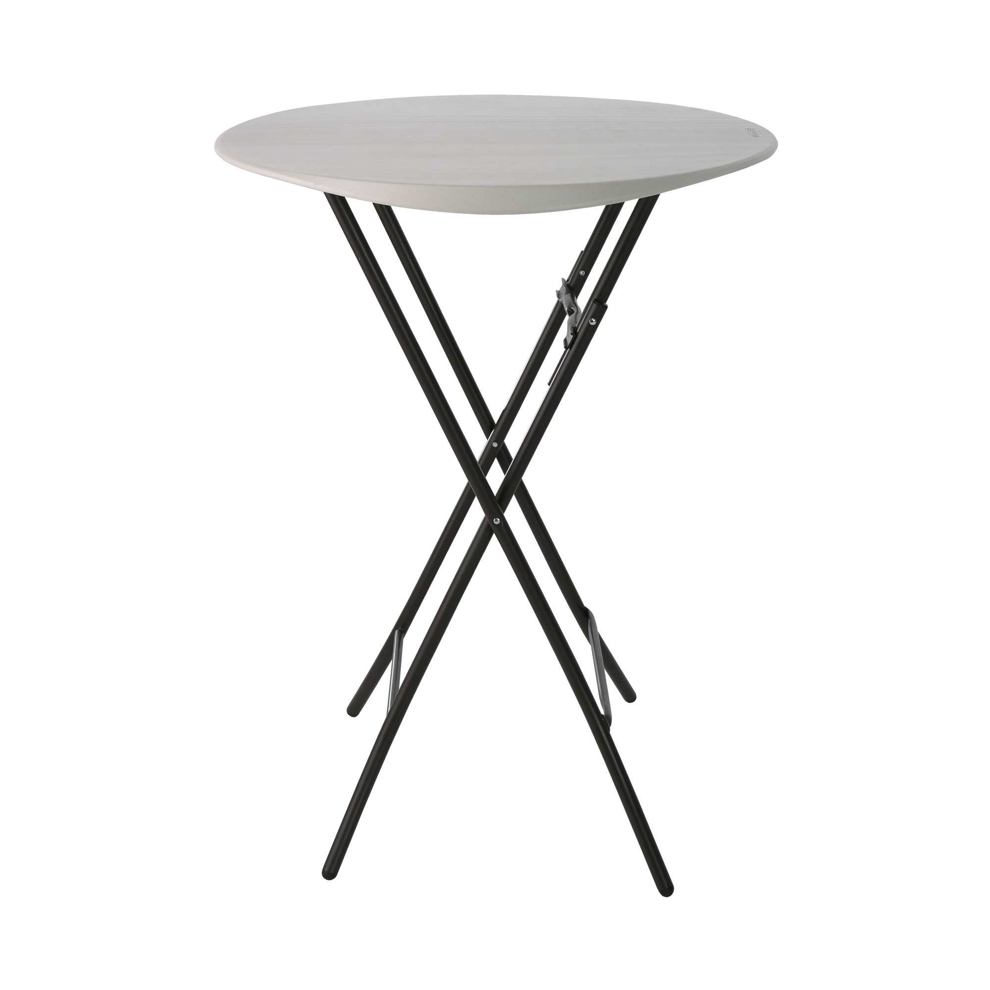 Lifetime 33-Inch Round Bistro Table (Light Commercial)
