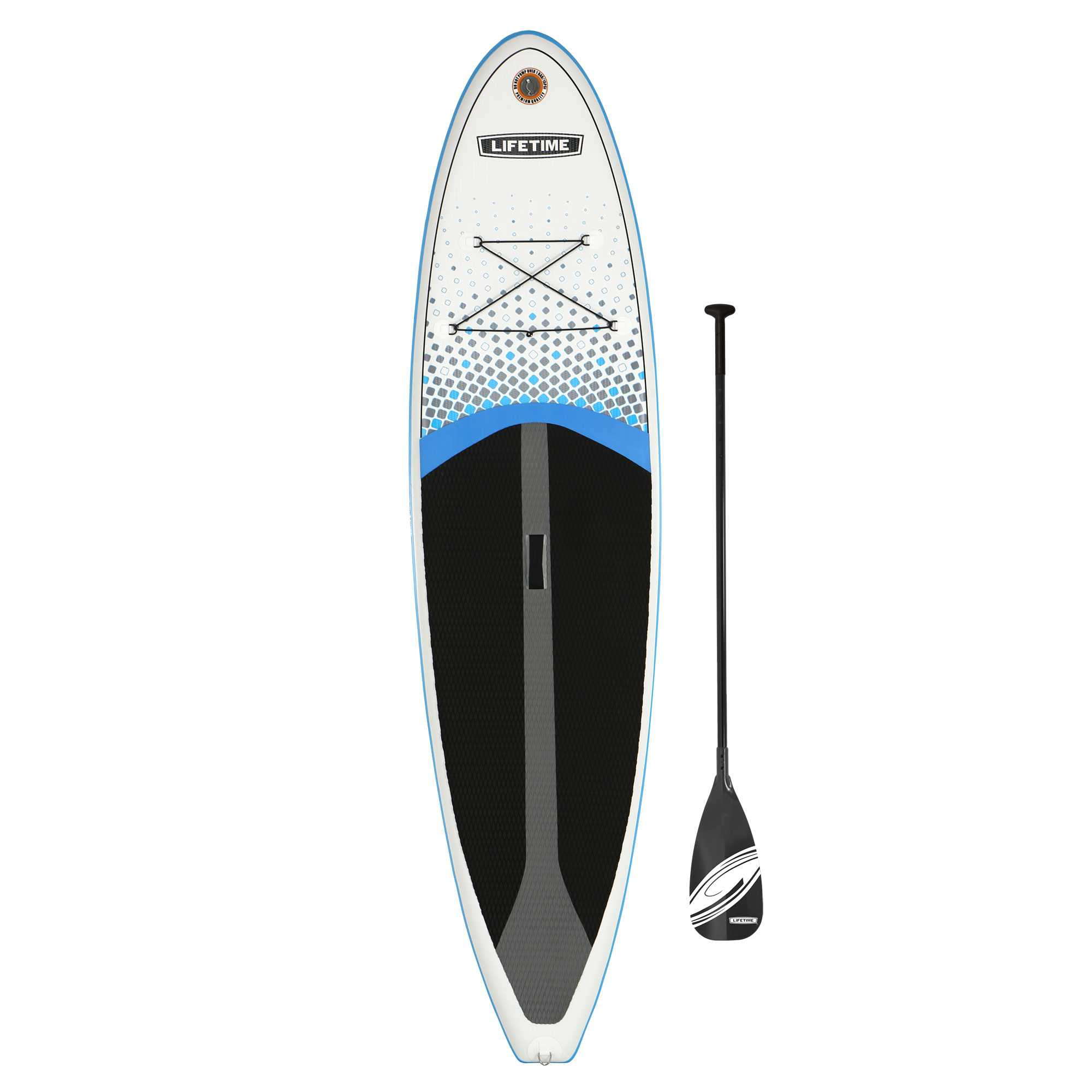 Lifetime Tidal 110 Inflatable Stand-Up Paddleboard (Paddle Included)