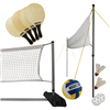Lifetime Outdoor Games Set with Paddles and Volleyball