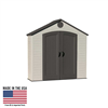 Lifetime 8 Ft. x 2.5 Ft. Outdoor Storage Shed