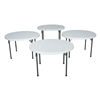 Lifetime 46-Inch Round Table - 4 Pk (Commercial)