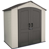 Lifetime 7 Ft. x 4.5 Ft. Outdoor Storage Shed
