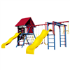 Lifetime Double Slide Deluxe Playset (Primary)