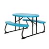 Lifetime Childrens Oval Picnic Table