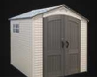 7-Foot Wide Sheds