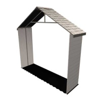 11 x 2.5 ft Outdoor Storage Building Expansion Kit