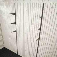 Shed Shelf Channels