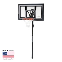 In-ground Basketball Hoop - 50 in. Shatter Proof Fusion Action Grip System