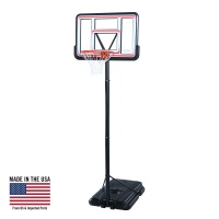 44 in. Pro Court Portable Basketball Hoop