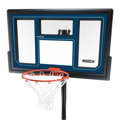 50 in. Courtside Portable Basketball Hoop, image 3