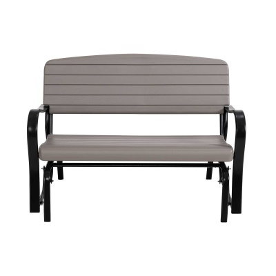 Lifetime Outdoor Glider Bench, image 2