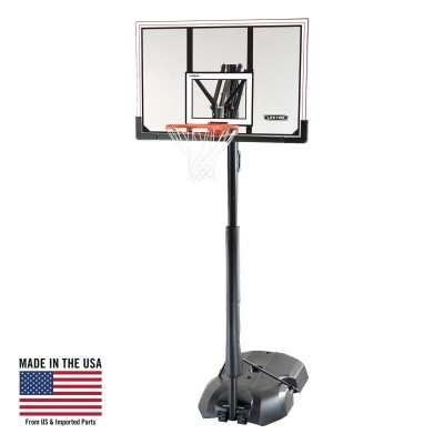 Front Court 50 in. Portable Basketball Hoop, image 5