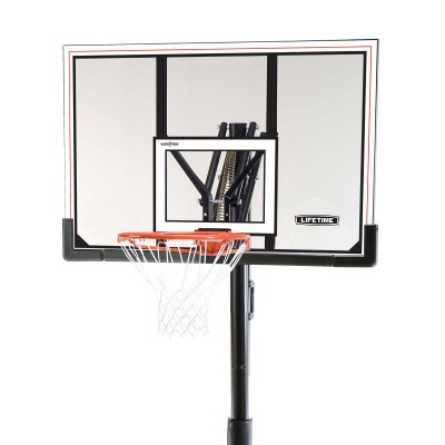 Front Court 50 in. Portable Basketball Hoop, image 6