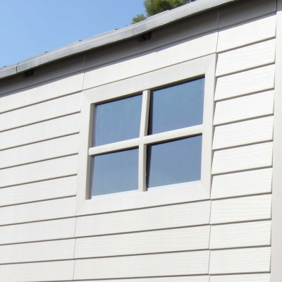 7 x 7 ft Outdoor Storage Shed with 2 Windows, image 22