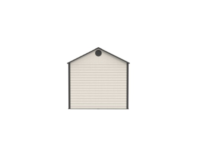 8 x 10 ft Outdoor Storage Shed, image 14