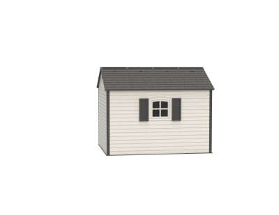 8 x 10 ft Outdoor Storage Shed, image 18