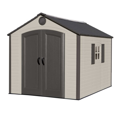 8 x 10 ft Outdoor Storage Shed, image 2
