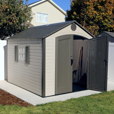 8 x 10 ft Outdoor Storage Shed, image 3
