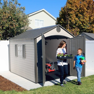 8 x 10 ft Outdoor Storage Shed, image 5