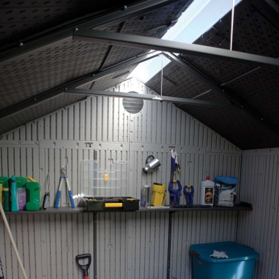 8 x 10 ft Outdoor Storage Shed, image 6