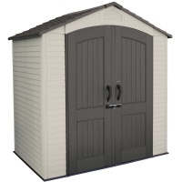 7 x 4.5 ft Outdoor Storage Shed