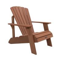 Elegant Faux Wood Adirondack Chair