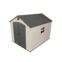 8 ft. x 10 ft. Storage Shed (1 Window)