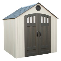 8 ft. x 6.5 ft. Outdoor Storage Shed