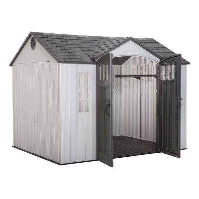 Garden Sheds 10 X 3 10 x 8 ft outdoor storage shed