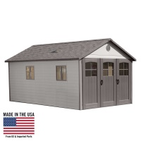 11 x 18.5 ft Outdoor Storage Shed