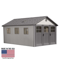 11 x 21 ft Outdoor Storage Shed