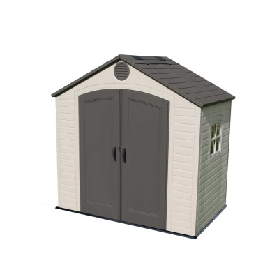 X Ft Outdoor Storage Shed With Window