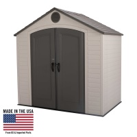 8 x 5 ft Outdoor Storage Shed