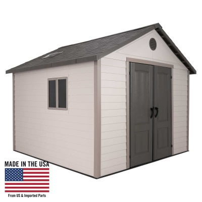 11 x 11 ft Outdoor Storage Shed Building, image 1