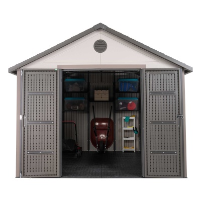 11 x 11 ft Outdoor Storage Shed Building, image 10