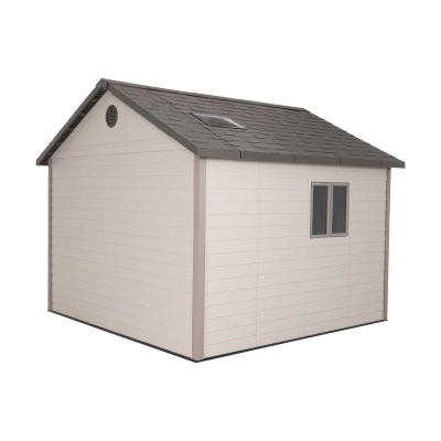 11 x 11 ft Outdoor Storage Shed Building, image 7