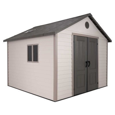 11 x 11 ft Outdoor Storage Shed Building, image 9